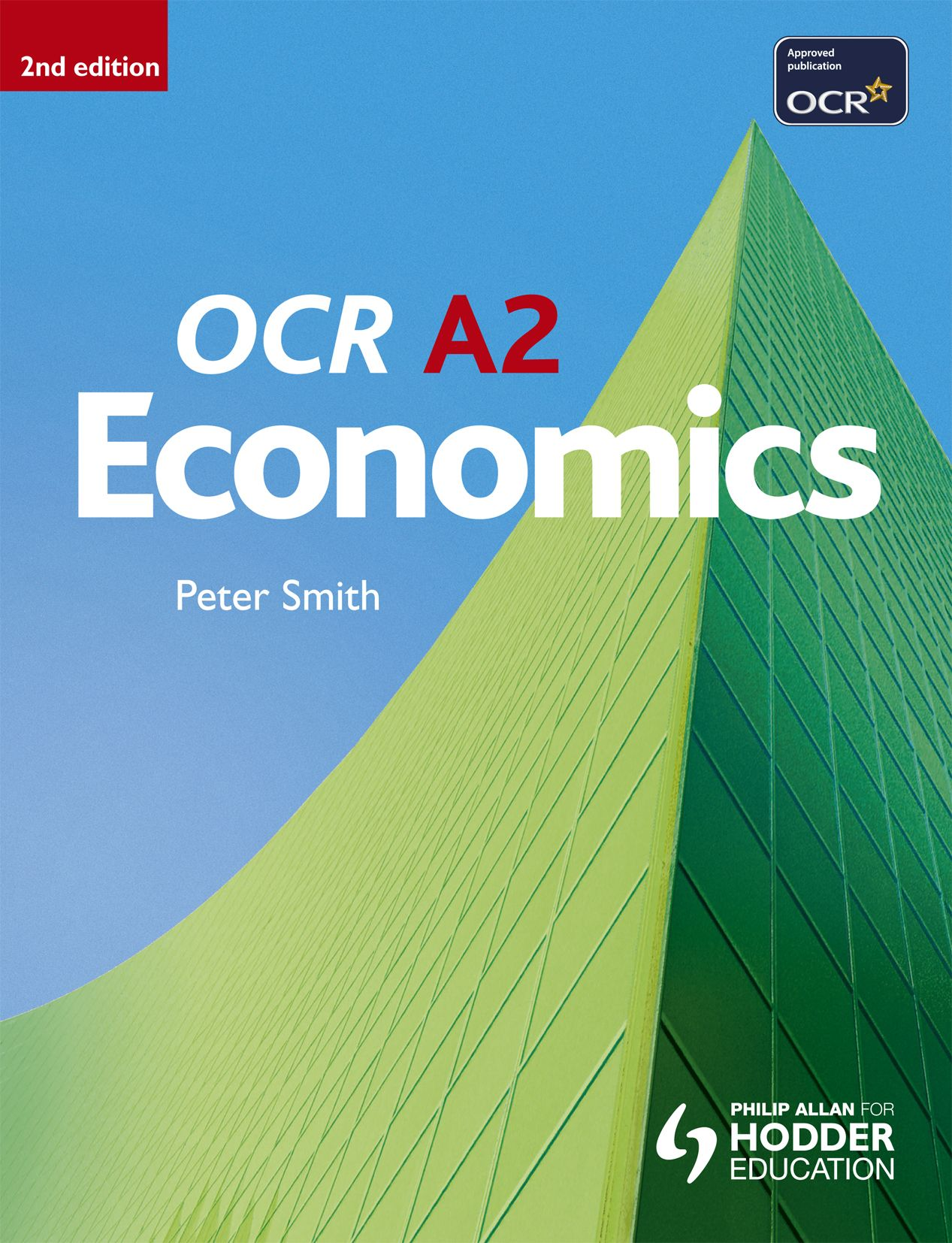 ocr a2 economics an invaluable course companion this 2nd edition ocr ...